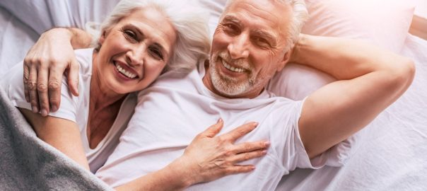 intimacy through the years - sex in later life